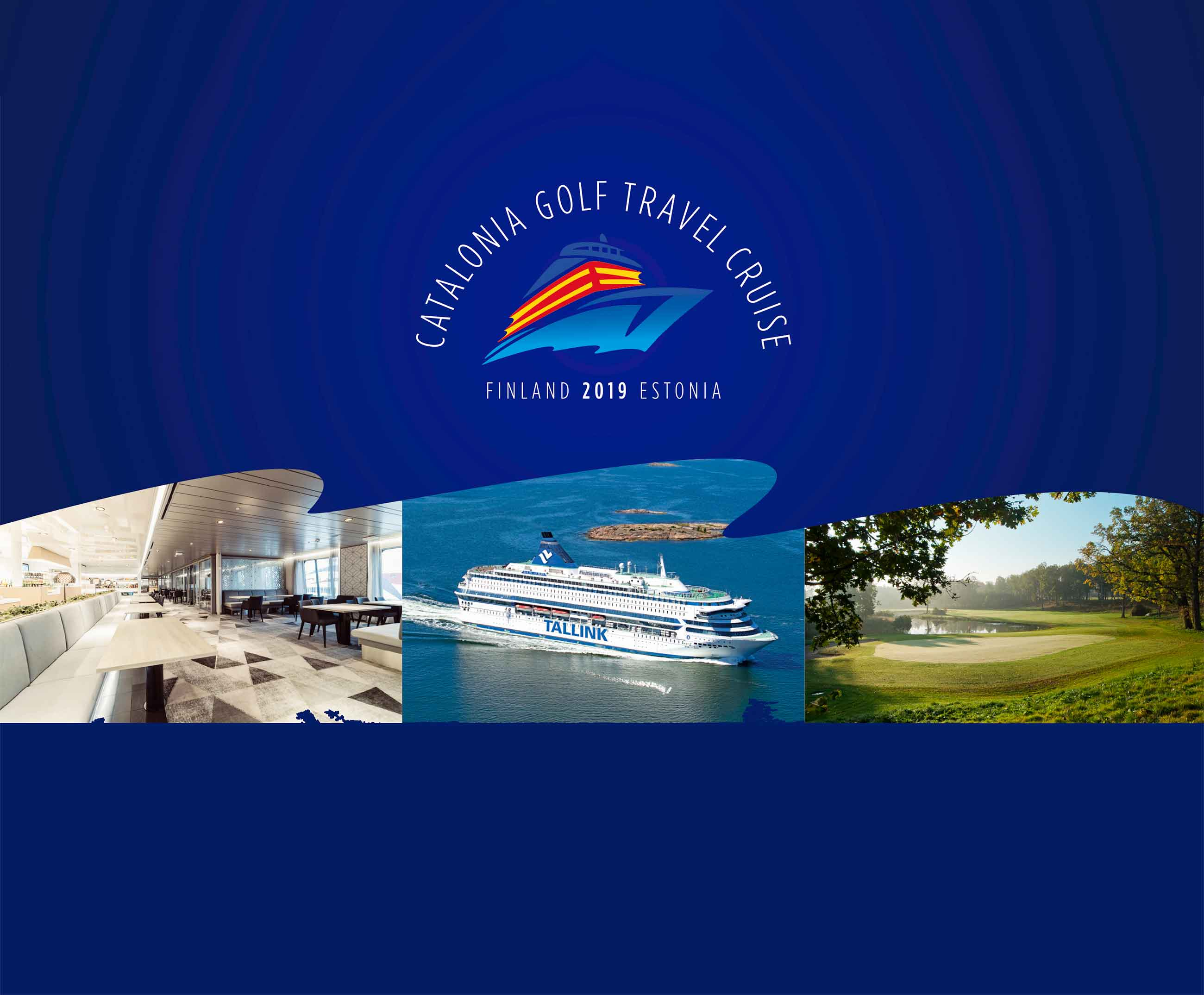 CATALONIA GOLF TRAVEL CRUISE